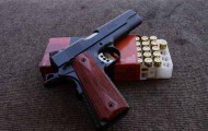 The author's new Ed Brown Special Forces 1911 is everything it's cracked up to be.