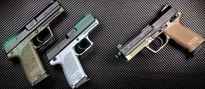 HK's New Pistol Look