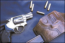 Self-Defense loads for the 2-inch .38 Special    Ask me which handgun I would want in hand if I