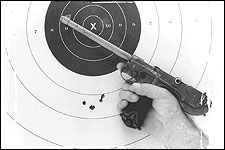 Borchardt Pistol