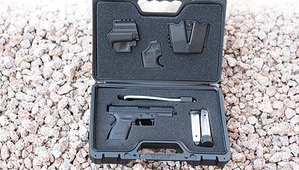 Springfield Armory XD-45 Compact Case