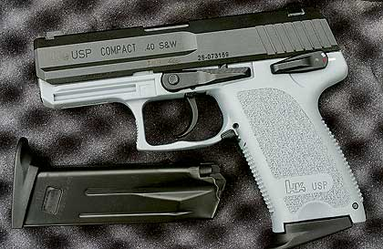 Duracoat my HK USP Compact? - Calguns net