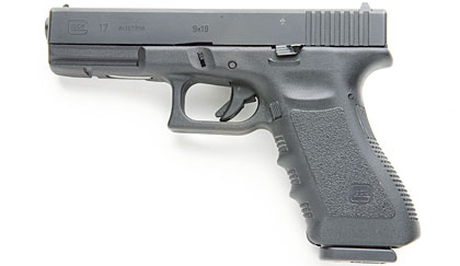 The Glock 17 - Third Generation