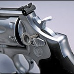 .357 Magnum revolver--the Model 627-5