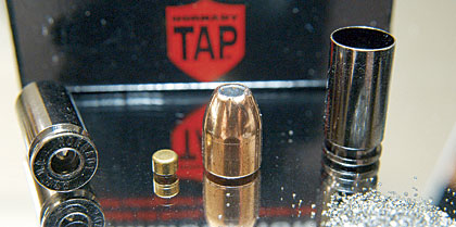 .40 S&W Hornady TAP FPD Ammo