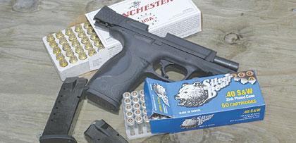 Smith & Wesson M&P Ammo