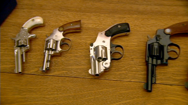 Smith & Wesson Compact Revolvers