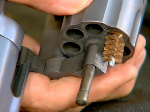 Make sure your revolver is ready and working when you need it. Here's some sage insight on proper revolver care.