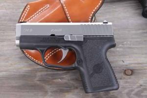 Kahr Arms CM9 9mm pistol