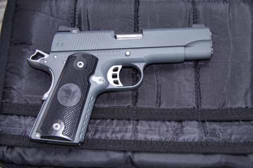 New Handguns: Nighthawk Lady Hawk 1911