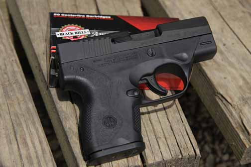 As promised, here's a rundown of the new handguns we got a chance to see and shoot at PASA Park.