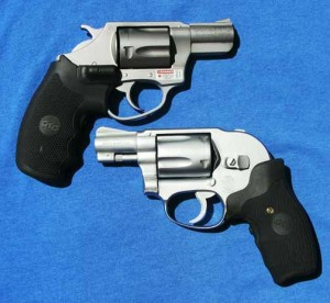 Charter Arms Undercover and Smith & Wesson Model 49