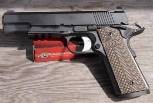 Dan Wesson Specialist 1911 .45 ACP pistol