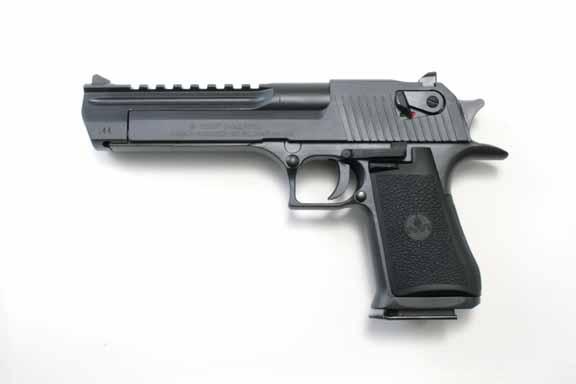 Desert Eagle .44 Magnum pistol