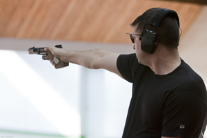 Olympic Shooting Update: Sanderson Captures Rapid-Fire Bronze