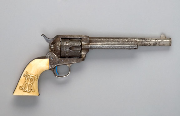 Cool Colt Single Action Armys at the Autry