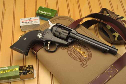 To celebrate Cabela's 50th anniversary, the company has partnered with Ruger to bring out a