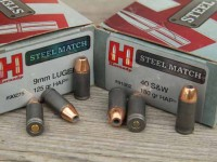 Hornady Steel Match ammunition