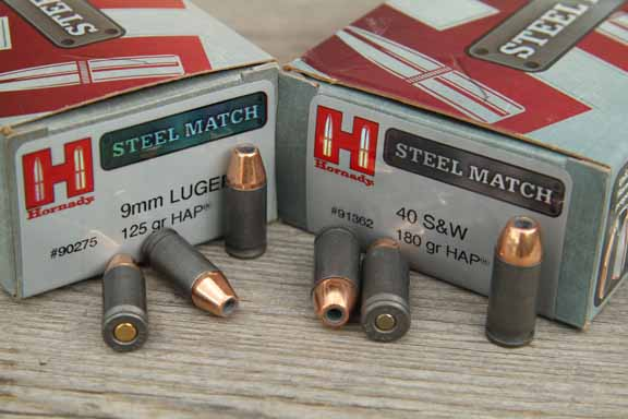 The biggest cost of the ammo we shoot is the case. That's why reloading saves us so much money.