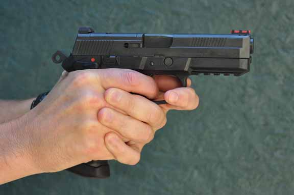 Review: FNH USA FNP-45 Competition