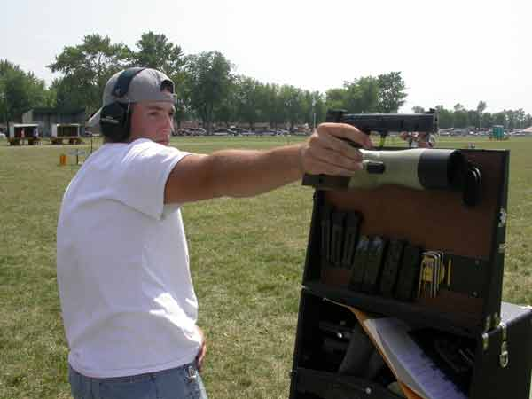 Do you know a junior shooter who's ready to take that next step in conventional or international