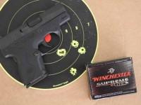 Beretta Nano on target