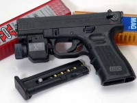 ISSC M22 pistol