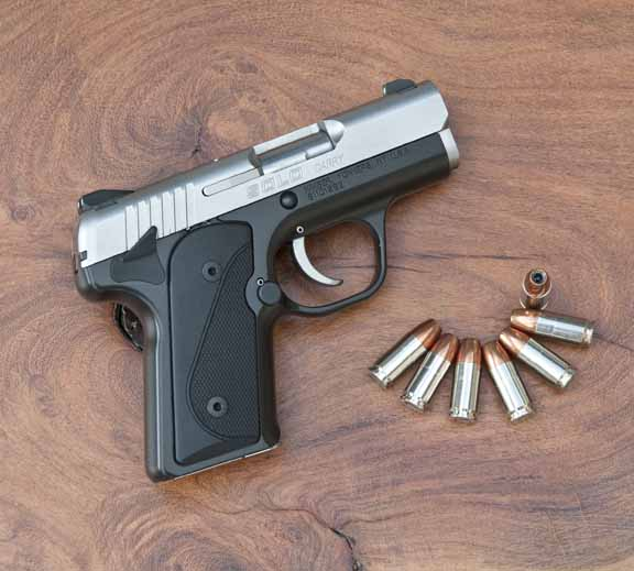 Designing subcompact pistols chambered for high-pressure cartridges such as the 9mm is