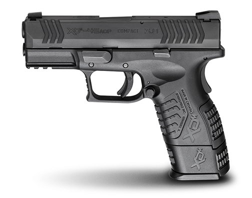 Just Announced! Springfield Armory XD(m) 3.8 .45 ACP