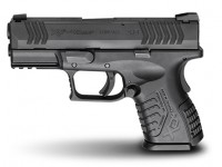 springfield armory XD(m) 3.8 Compact .45 with 9-round magazine