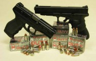Critical Duty ammo and guns