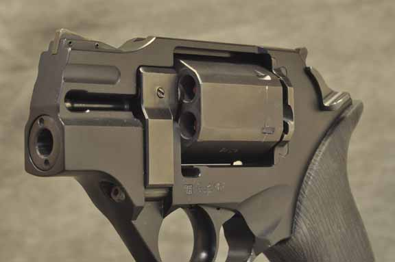 An underbarrel revolver is an idea long overdue, and designs like the Rhino are the future of revolvers.