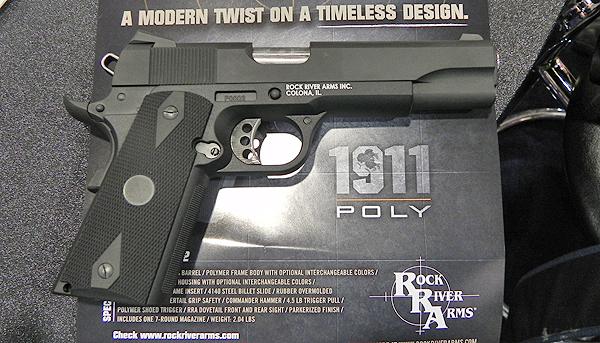 New Handguns From The 2012 Shot Show Handguns