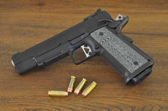 Over the past few years I have had the opportunity to shoot and review several 1911s from Dan
