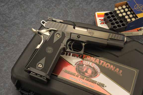 Introduced by Colt in 1929, the .38 Super was very impressive in the cartridge world because it