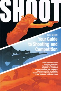Julie Golob is one of my shooting idols. It's not just because she's enjoyed great success at