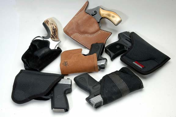 There's more to pocket handgun carry than just stuffing the handgun in your pocket. You have to