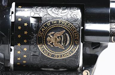 Presidential Pistols
