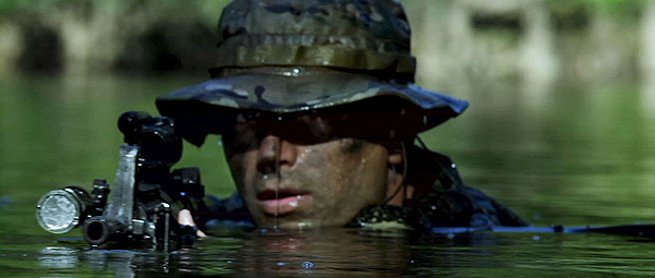 I just came home from seeing Act of Valor. I liked it, and it is chock full of action, but the hype