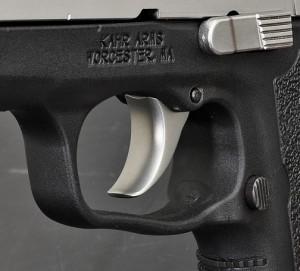Kahr CM40 trigger