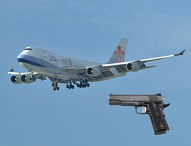 Five Lessons On Flying With Handguns
