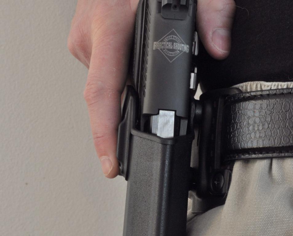 Modern Gunbelts