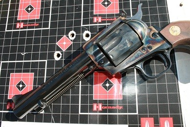 The New Frontier Revolver