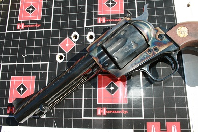 Fans of the Colt Single Action Army revolver will be familiar with the Flattop Target Model. This