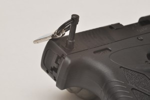 Bersa Thunder Internal Block Safety