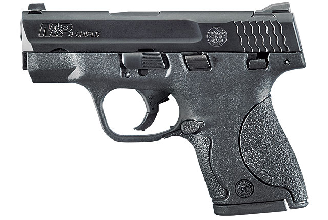 Introducing The Smith & Wesson M&P Shield