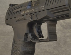 Walther PPQ trigger