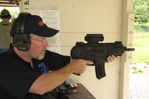 New Handguns - Day Two