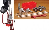 Hornady ammo plant reloader and accessories
