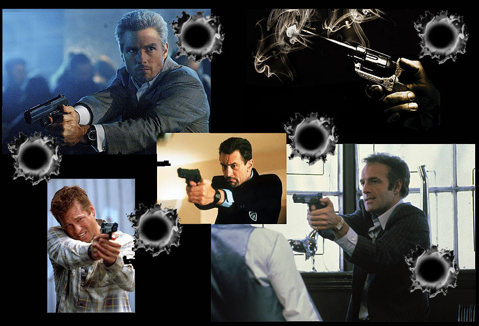 Hollywood's 10 Most Realistic Gunfights, No. 10-6